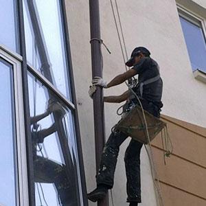 Работа промышленный альпинизм с обучением москва